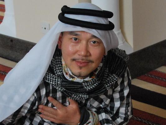 【欲望中东8】翻版拉登对中国人的热情让我… - 行走40国 - 行走40国的博客