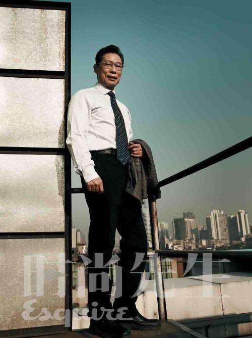 【中国梦】左芷津、简光洲、钟南山、刘威的平安梦想 - 《时尚先生》 - hiesquire 的博客