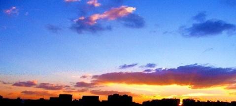 傍晚 (摄影) - 罗马假日 - 在路上