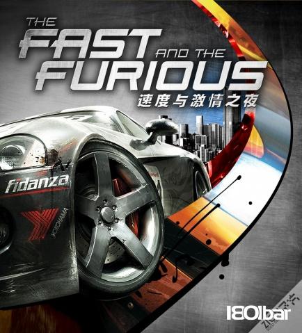 Fast  Furious 海报(个人挺满意!) - Zion -