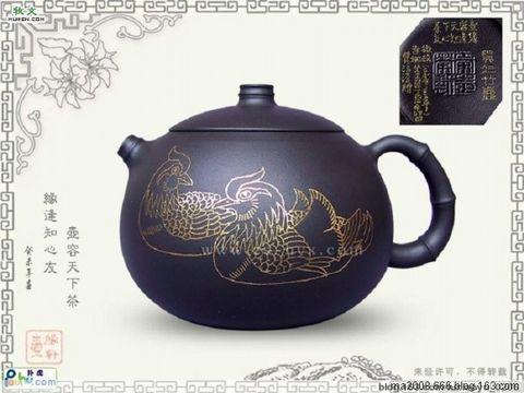 紫砂陶艺精品欣赏 - 格林浪人博客 -