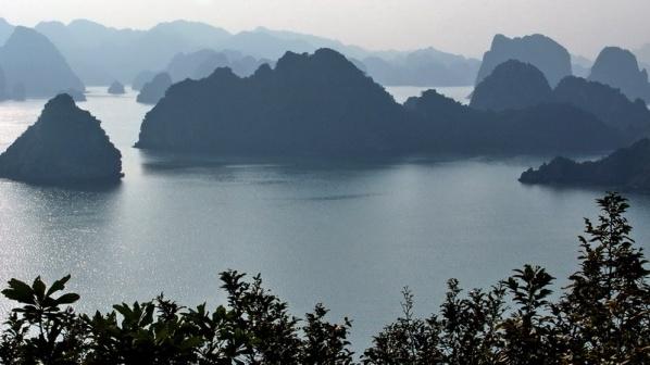 《海上桂林--下龙湾》  - 珍珠 - 珍珠的博客乐园
