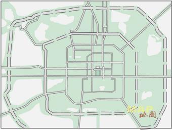 北京:图上风景 - 《地图》 - 《地图》杂志官方博客