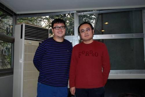 专访谷德昭:行运导演能否笑傲2009? - weijinqing - 江湖外史之港片残卷