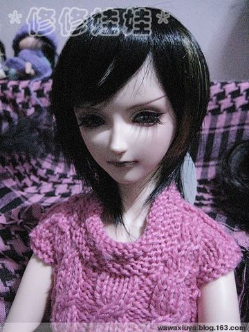 小修的新衣和新毛~~ - wawaxiuya - *鬼娃娃*修丫