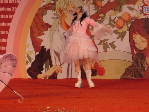 [龙论漫展日报] 10月3日+10月4日!恶搞+美丽+萝莉+童趣+凉茶=圆满结束! - DragonballCN - 中国龙珠论坛