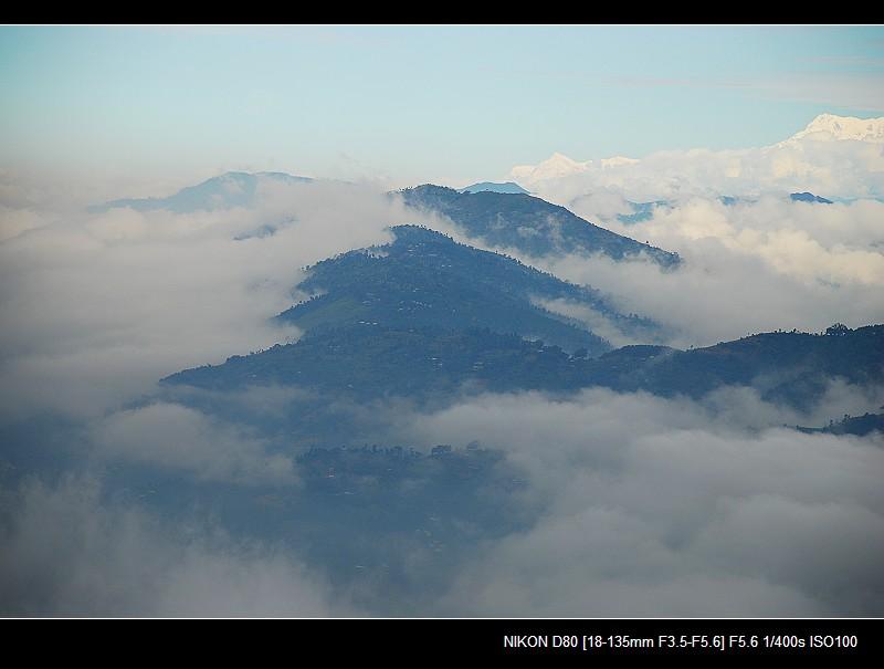 雪山 湖泊 寺庙___尼泊尔之旅 - 西樱 - 走马观景