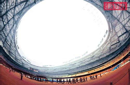 舞动奥运——体育科技与城市演进 - 《新知客》杂志 - 新知客