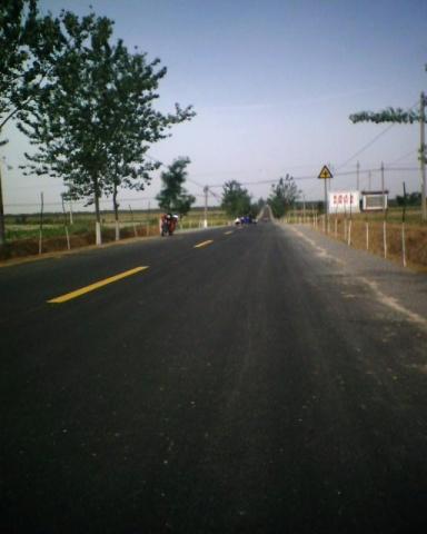 (原创)油路,村村终于通上了 - 此木是柴 - 此木是柴的博客
