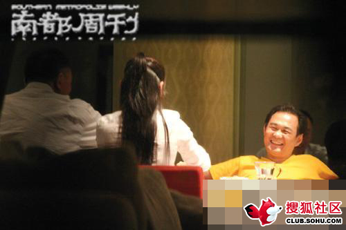 """揭秘性感女星范冰冰——金牌""""小三""""史【组图】  - 一杯清茶 - 洈水河畔的守望者"""