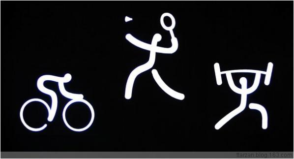 [原]和奥运会有一点点关系 - Tarzan - 走过大地