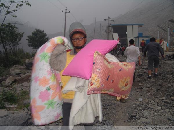 我在汶川映秀亲身经历惊心动魄的特大地震[转】 - 吴荣堂 - 吴荣堂的博客