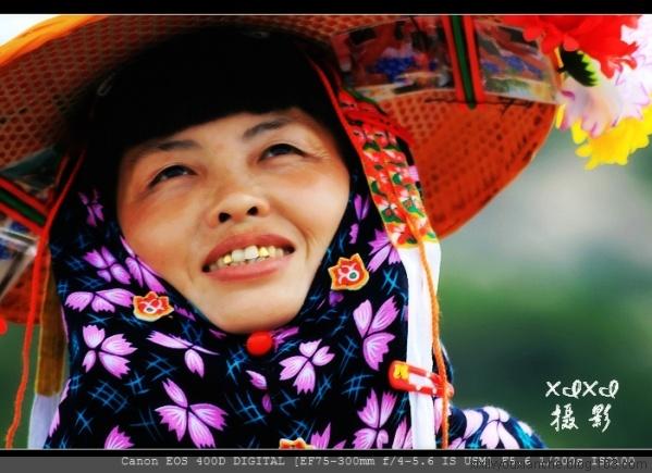 【海西采风记】11、千古风流惠安女(摄影作业) - xixi - 老孟(xixi)旅游摄影博客