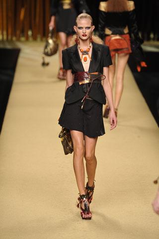 Louis Vuitton 09春夏(多图) - 中国杭州青岛服装师联盟 - 中国杭州青岛服装师联盟