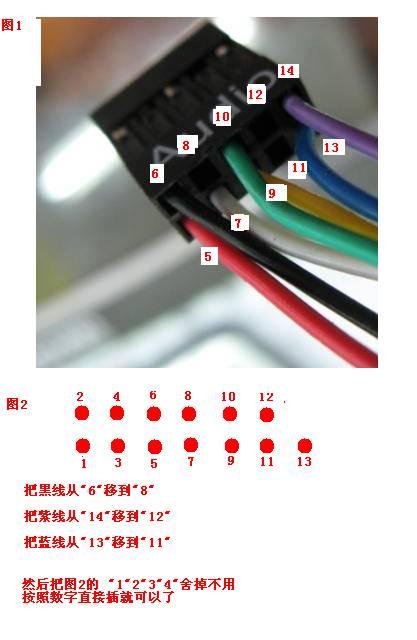 联想945gc-m2主板电脑无声音,但是显示正常(跳线连接:9和10)   图片