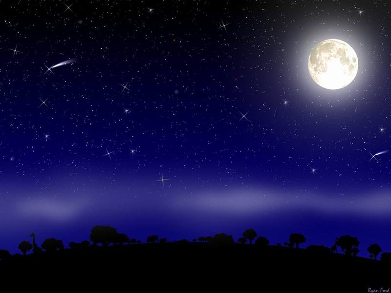 赏月感怀   七律 - 大松 - 我的博客