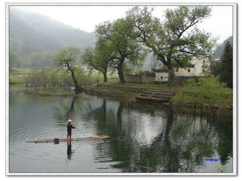 婺源景色谢新恩[原] - 自由诗 - 人文历史自然 诗词曲赋杂谈