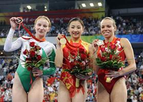 【中国最漂亮的奥运冠军】【原创】 - bobxyq -