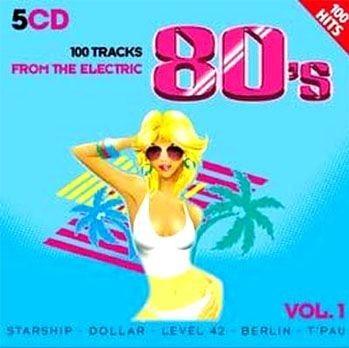 VA - 100 Tracks From The Electric 8039;s Vol.1 (2009) - 意大利铁匠 - 分享劲爽节奏--XINBO21