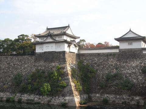 大阪天守閣 大阪城天守阁 - hong--成功日语 - 成功日语--学习日语走向幸福人生
