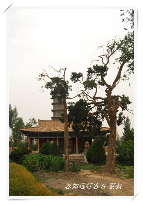 从北京到新疆 (2) - 蔡上尉 - 蔡伟的博客