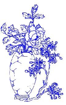 转载:中国传统吉祥图案与寓意(植物类) 博客