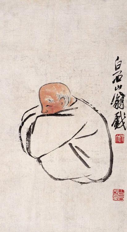 齐白石作品欣赏1 - 香儿 - .