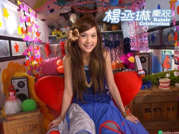 [MM]今日女孩---可爱教主楊丞琳㈢(壁纸) - 玩美掌门 - Perfect Girls