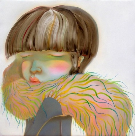 【引用】陈可的油画 - 板凳 - 板凳艺术长廊