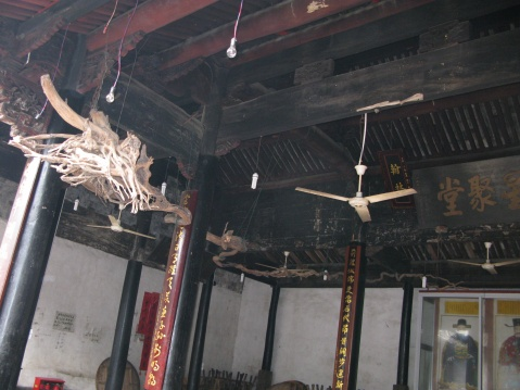 一日游掠影(宁海、三坑风雨桥) - 江村一老头 - 江村一老头的茅草屋