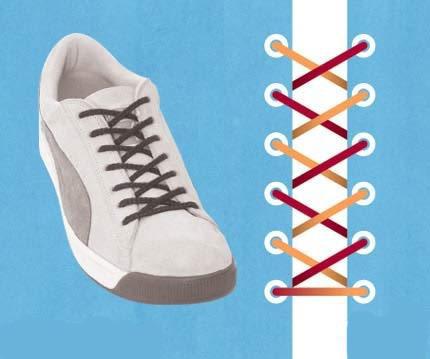 鞋带的艺术,让你上街耍酷 - hbkaro2000 - hbkarl2000的博客