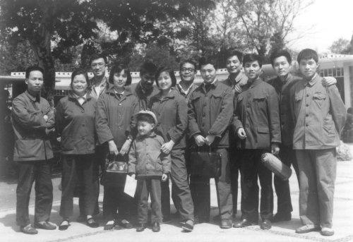 七十年代一张老照片 - null - 娜斯