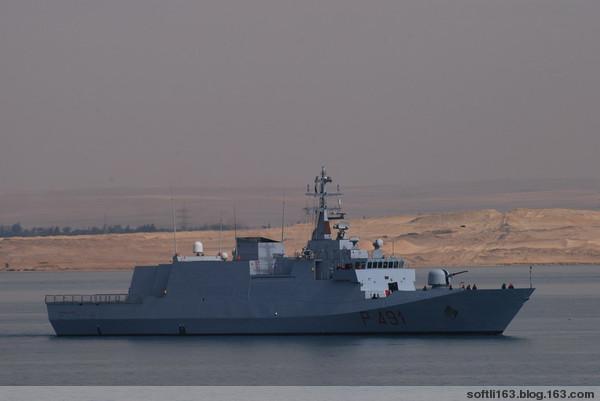 苏伊士运河掠影(2008年2月1日) - 索夫 - 索夫的航海日志
