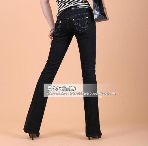 修身裤是什么意思 修身直筒牛仔裤 修身牛仔裤 品牌 - 娜娜 - 娜娜败家小屋