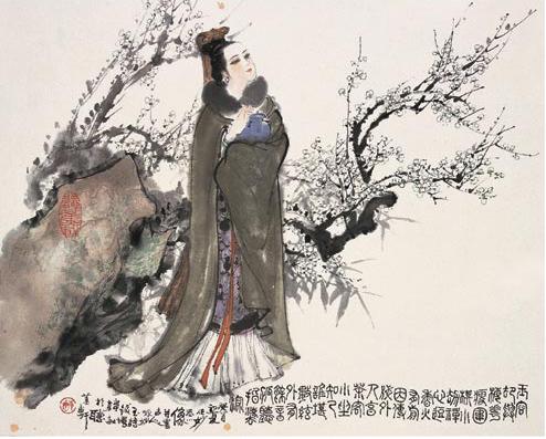 水墨十二金钗.韩敏 - 香儿 - xianger