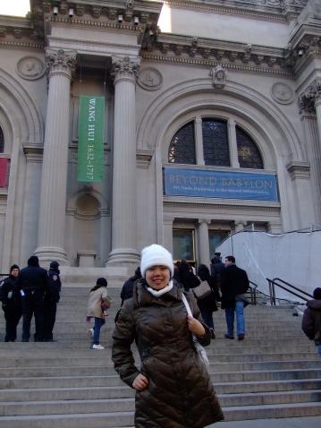 纽约第二日:大都会艺术博物馆 中央公园 第五大道 - 程子 - 程子在这里