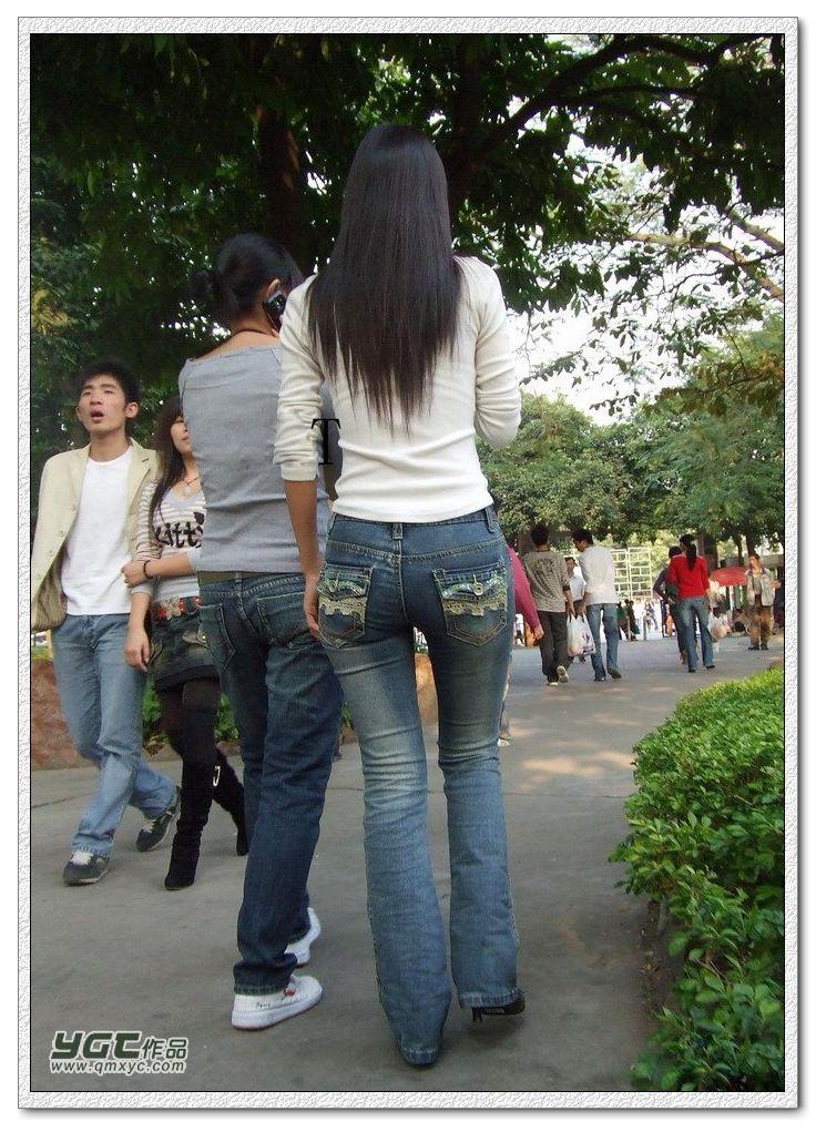 两个细腰翘臀MM - 源源 - djun.007 的博客
