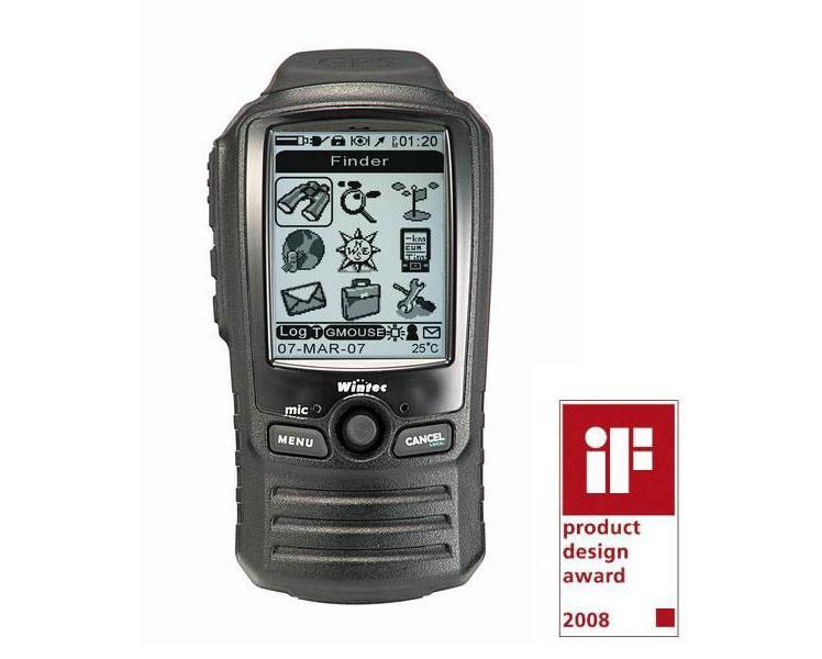 Wintec 開發的 GPS 多功能液晶顯示手咪 - BD7PA - BD7PA 的 网络电台日记