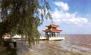 我的家乡——2安丰塘 - 天外客 - wuhoujun1971的博客