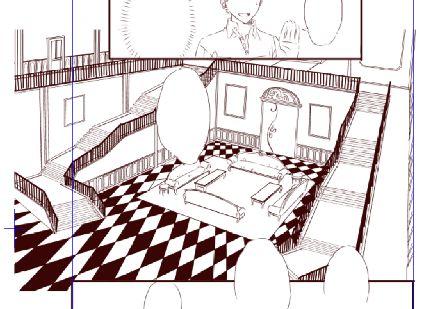 背景的绘画 - 红麟 - ENDLESSCOMIC