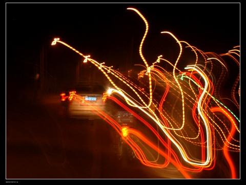 (原创摄影)流光溢彩不夜天 - 北海南山 - 北海南山的博客