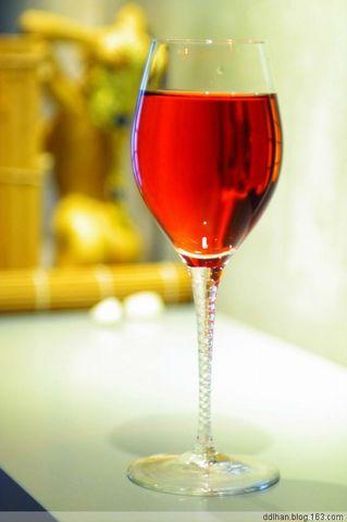 红酒情人心 - 晴空一鹤 - 静观物动