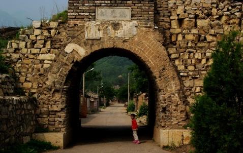 我拍怀来明残长城    昌镇长城 - 阿豪 - 阿豪——凡夫的摄影博客