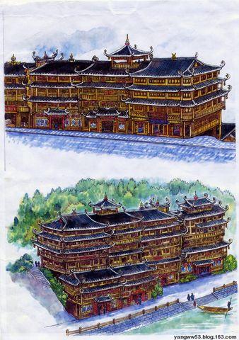 08年秋新疆、广西纪行之三 - 杨曦 - 杨曦的博客