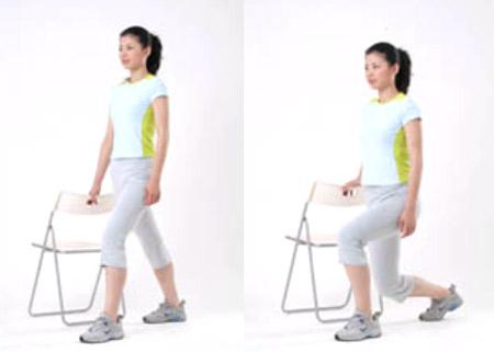 5天快速瘦腿运动(组图)  - 金山 - 金山教你如何边吃边减重