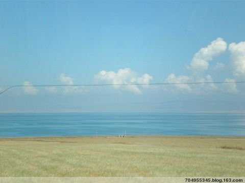 听听青藏高原的心声,美丽的青海湖 - 冰雨 - 冰雨的博客