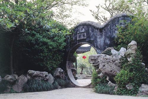苏州拙政园(西园)