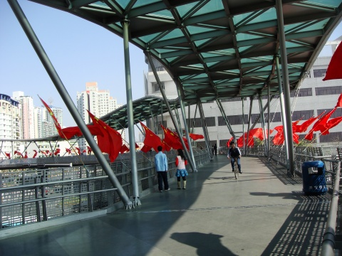 [原创] 2009春节南巡(3) 欣赏亚洲第一天桥 - 路人@行者 - 路人@行者