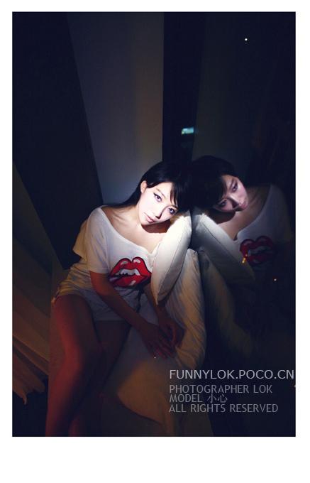 最红美女模特小訫写真(50图) - 凤英     - 甘肃礼县伊恋家纺内衣城