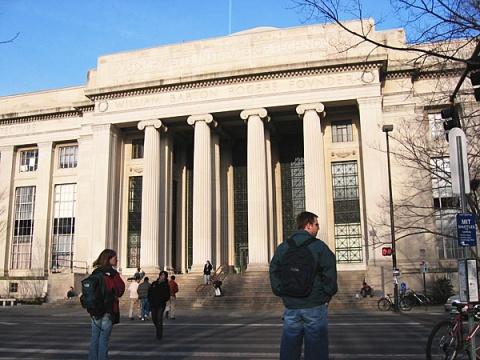 走进美国名校:麻省理工学院 (连载4) - 阳光月光 - 阳光月光